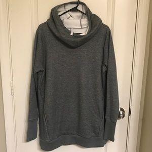 Fabletics tunic sweatshirt